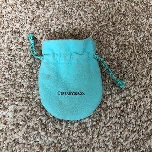Tiffany & Co. Extra Small Jewelry Bag